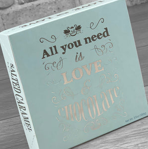 Hello Beautiful Personalised Any ocassion Card - Letterbox Gift Set