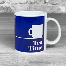 Load image into Gallery viewer, Tea Mug 'How do you like yours?' with Personalised Name