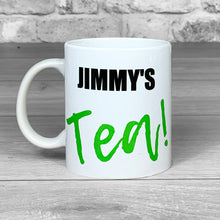 Load image into Gallery viewer, Tea Mug With Personalised Name