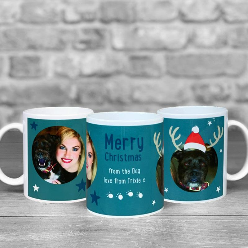 Christmas Mug - From the Dog
