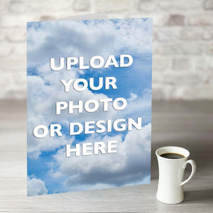 Upload Your own design!