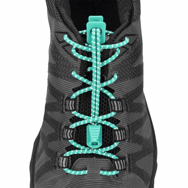 Reflective Run Laces