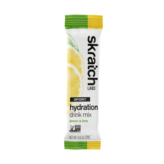 Sport Hydration Drink Mix, Lemon & Lime, Single Serving