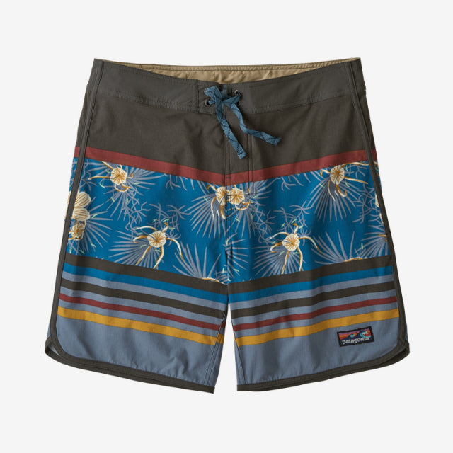 Men's Scallop Hem Stretch Wavefarer Boardshorts - 18 in.