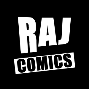 Official Logo of Raj Comics