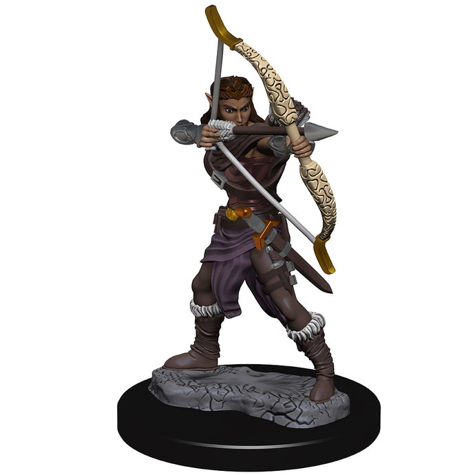 D&D Icons of the Realms Premium Figures: Elf Ranger
