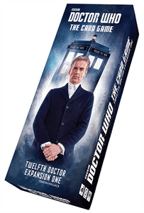 The Doctor Who Card Game 12th Doctor Expansion