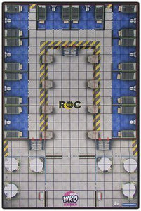 ROC Battlemat - Prison Tier