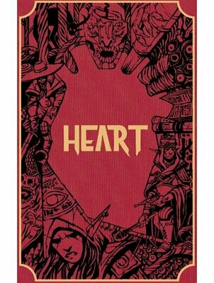 Heart: The City Beneath - RPG Core Book (Special Edition)