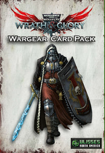 Wrath & Glory Wargear Card Pack
