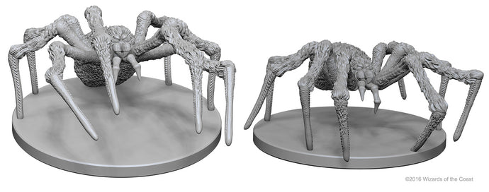 Dungeons & Dragons Nolzur`s Marvelous Unpainted Miniatures: W1 Spiders