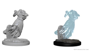 Dungeons & Dragons Nolzur`s Marvelous Unpainted Miniatures: W1 Ghosts & Banshee