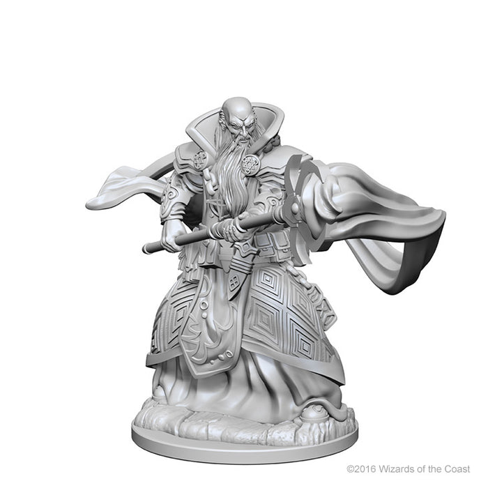 Dungeons & Dragons Nolzur`s Marvelous Unpainted Miniatures: W1 Human Male Wizard