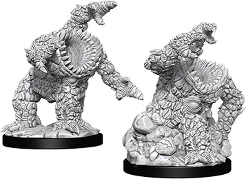 Dungeons & Dragons Nolzur`s Marvelous Unpainted Miniatures: W5 Xorn