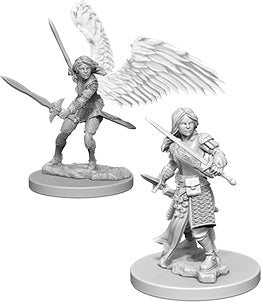 Dungeons & Dragons Nolzur`s Marvelous Unpainted Miniatures: W5 Aasimar Female Paladin