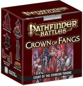 Pathfinder Battles: Crown of Fangs Court of the Crimson Throne Case Incentive