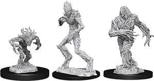 Dungeons & Dragons Nolzur`s Marvelous Unpainted Miniatures: W7 Blights