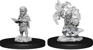 Pathfinder Deep Cuts Unpainted Miniatures: W9 Male Gnome Sorcerer