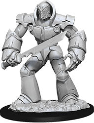 Dungeons & Dragons Nolzur`s Marvelous Unpainted Miniatures: W10 Iron Golem