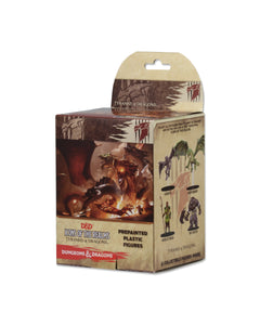 Dungeons & Dragons Fantasy Miniatures: Set One Standard SINGLE Booster Tyranny of Dragons