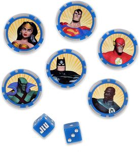 Justice League Unlimited Tokens