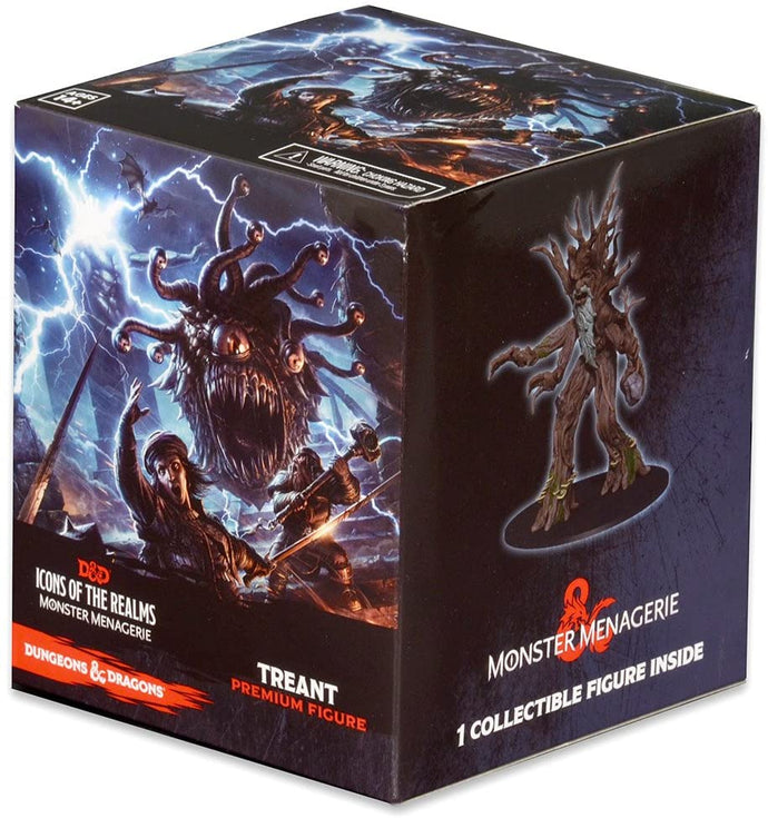 D&D Icons of the Realms: Monster Menagerie Treant Case Incentive