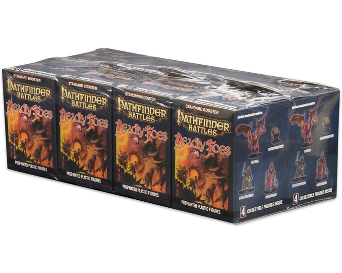 Pathfinder Battles Deadly Foes Eight ct. Brick