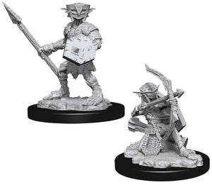 Pathfinder Deep Cuts Unpainted Miniatures: W11 Hobgoblin