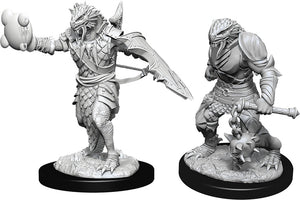 Dungeons & Dragons Nolzur`s Marvelous Unpainted Miniatures: W11 Male Dragonborn Paladin
