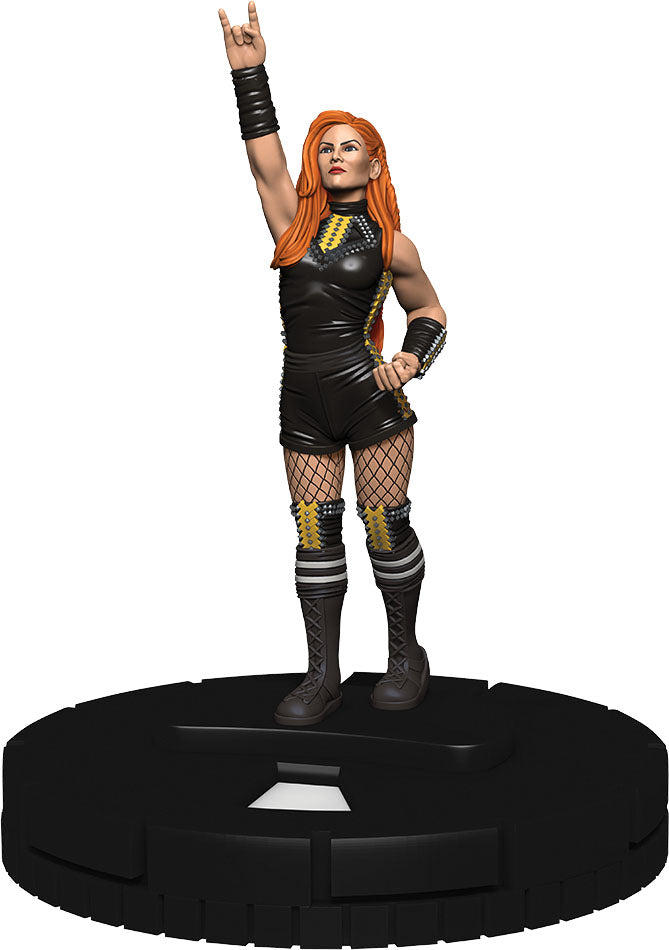 WWE HeroClix: W2 Becky Lynch Expansion Pack