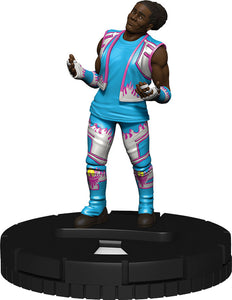 WWE HeroClix: W2 Xavier Woods Expansion Pack
