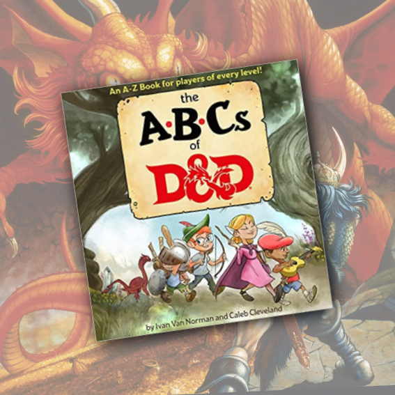 ABCs of D & D (Dungeons & Dragons)