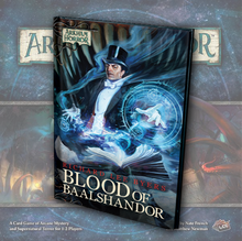 Load image into Gallery viewer, Blood of Baalshandor (Arkham Horror Novella)
