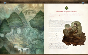 Adventures in Middle Earth Player's Guide