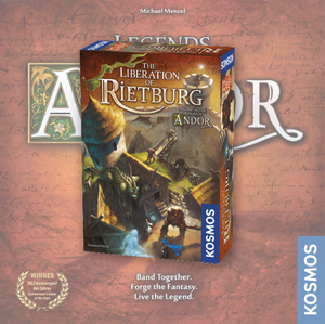 Legends of Andor: The Liberation of Reitburg (standalone game)
