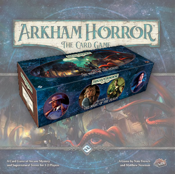 Return to the Night of the Zealot (Arkham Horror LCG)