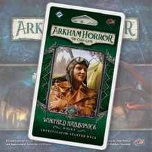 Load image into Gallery viewer, Winifred Habbamock Investigator Starter Deck (Arkham Horror LCG)