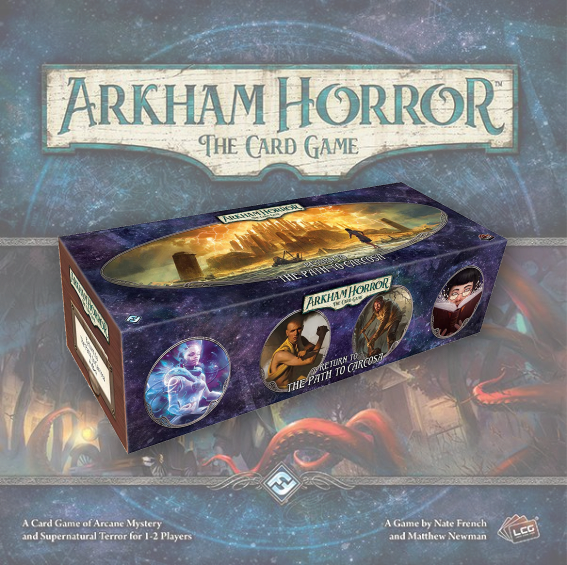 Return to the Path to Carcosa (Arkham Horror LCG)