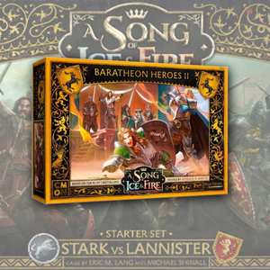 Baratheon Heroes II: A Song of Ice and Fire Exp.