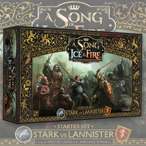 Stark vs Lannister Starter set: A Song Of Ice and Fire Core Box