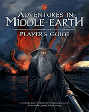 Load image into Gallery viewer, Adventures in Middle Earth Player's Guide