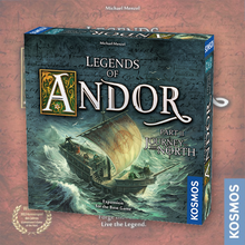 Load image into Gallery viewer, Legends of Andor: Journey to the North (Andor 4)