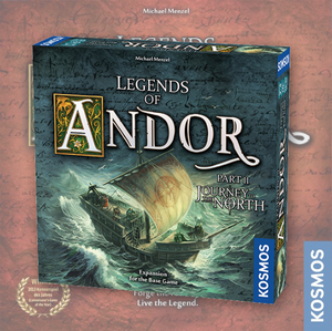 Legends of Andor: Journey to the North (Andor 4)