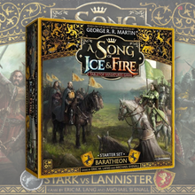 Load image into Gallery viewer, Baratheon Starter Set: A Song Of Ice and Fire Exp.