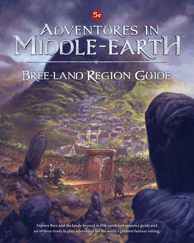 Adventures in Middle Earth Bree-land Region Guide