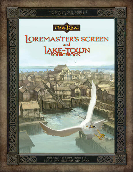 Loremaster's Screen and Lake-town Guide