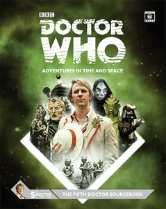 The Fifth Doctor Sourcebook
