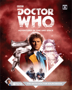 The Sixth Doctor Sourcebook