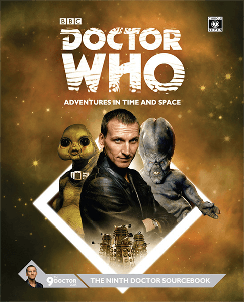 The Ninth Doctor Sourcebook