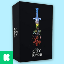 Load image into Gallery viewer, City of Kings - KS Deluxe Version